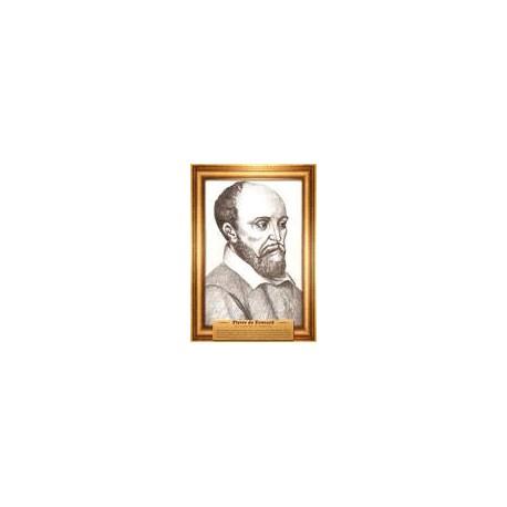 Portrety pisarzy Ronsard