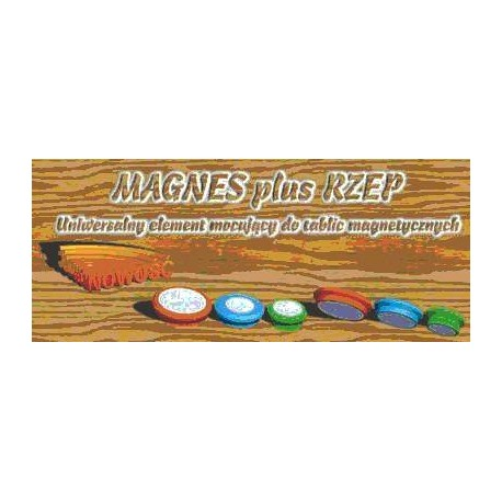 Magnes  + rzep