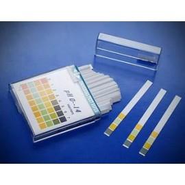 Paski pH fix 0-14  4 polowe w opakowaniu 100 szt.