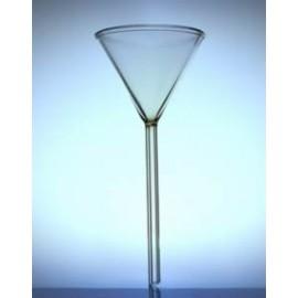 Lejek szklany fi 90-100 mm  dł. nóżki 150 rozw. 60