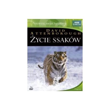 BBC. Życie ssaków 3 x DVD