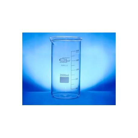 Zlewka wysoka 00250 ml borokrzem