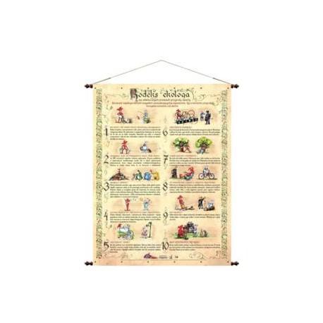 Kodeks Ekologa 68 x 90 cm