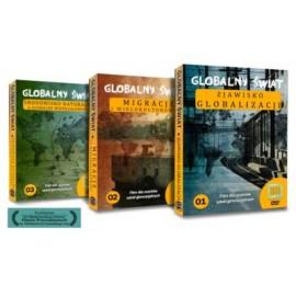 GLOBALNY ŚWIAT  PAKIET 3 FILMÓW