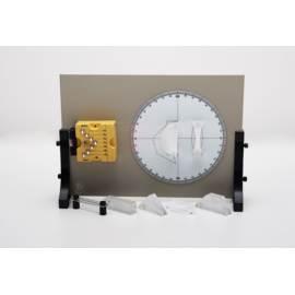 Optyka geometryczna Tarcza Kolbego z podstawą