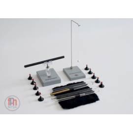Elektrostatyka – podstawowy zestaw do elektrostaty