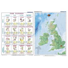 DUO The tenses active voice / The British Isles Ph