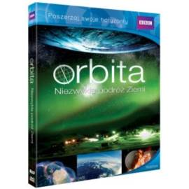 BBC. Orbita Niezwykła podróż Ziemi DVD