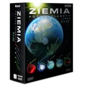 BBC. ZIEMIA POTĘGA PLANETY - BOX 5 x DVD