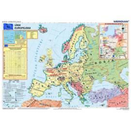 Unia Europejska - strefa Schengen (stan na 2014)