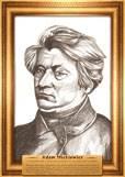 Portrety pisarzy Mickiewicz