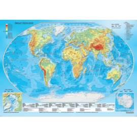 Świat fizyczny z elementami ekologii 160 x 120 cm