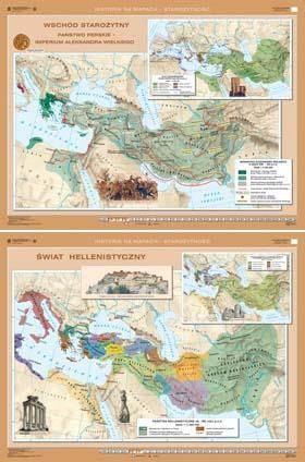 Wschód Starożytny / Świat hellenistyczny