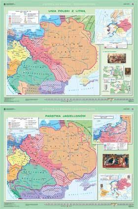 Unia Polski z Litwą/Państwa