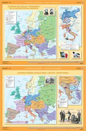 Europa od wojny krymskiej do zjednoczenia Niemiec