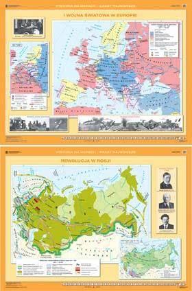 Rewolucja w Rosji/I wojna światowa w Europie