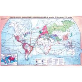 Wielkie odkrycia geograficzne i podboje kolonialne