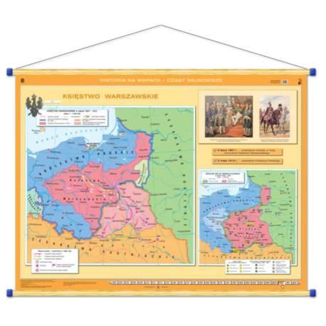 Księstwo Warszawskie/Powstanie Listopadowe