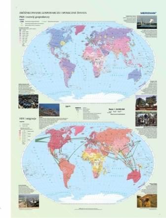 Zróżnicowanie gospodarcze i społeczne świata