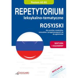 Rosyjski Repetytorium leksykalno-tematyczne z CD