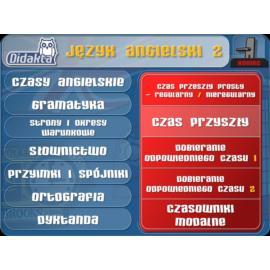 Didakta Język Angielski 2 - zaawansowany SP, GM