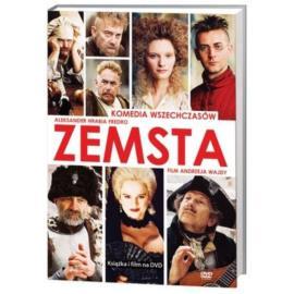 ZEMSTA - A. Fredro  (Andrzej Wajda) DVD