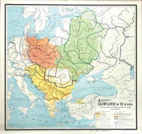 Słowianie w IX wieku