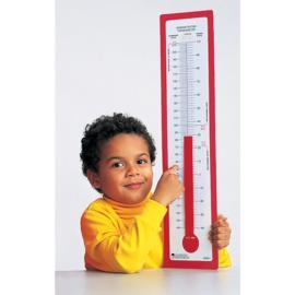 Termometr paskowy - demonstracyjny 60 cm