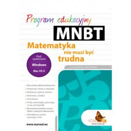 MNBT Matematyka nie musi być trudna lic. wieczysta