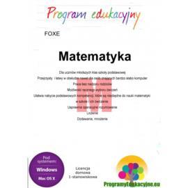 Matematyka lic. domowa, 1-stanowiskowa wieczysta