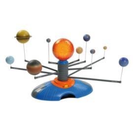 Model Układu Słonecznego układ słoneczny tellurium