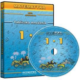 Tabliczka mnożenia - CD
