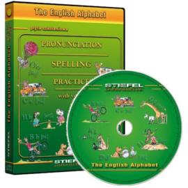 Alfabet angielski - program CD