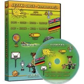 Języki obce - konwersacja (GB-D) - CD