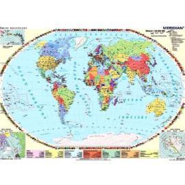 Mapa polityczna Świata (stan na 2014)