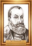 Portrety pisarzy Kochanowski