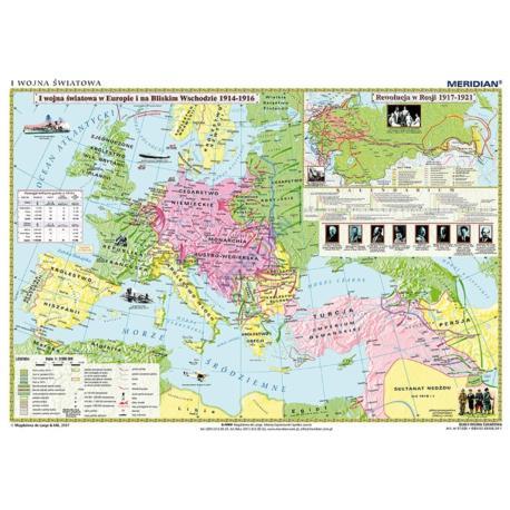 DUO I Wojna Światowa 1914-16 / 1917-18