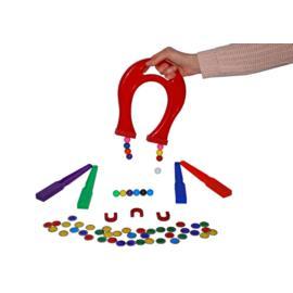Magnetyzm podstawowy - zestaw do eksperymentów