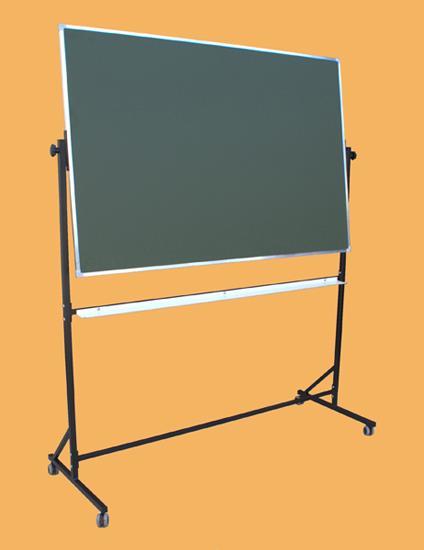Tablica obrotowa, zielona 1,50x 1,00m typ A
