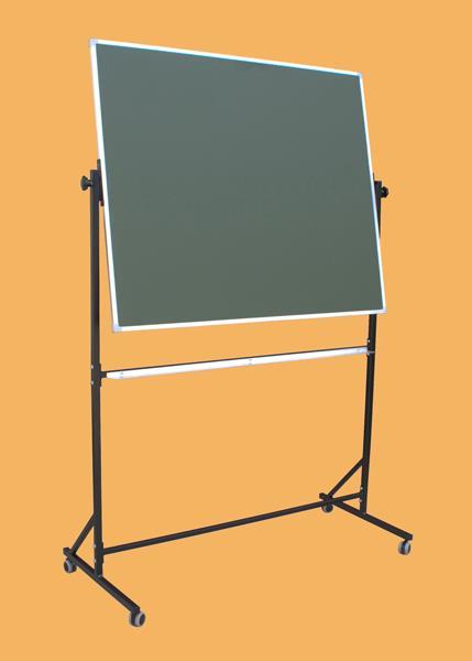 Tablica obrotowa, zielona 1,20x 1,00m typ A