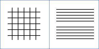 Liniatura na białej typu C (podano cenę za 1 m2)